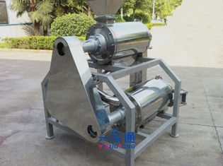 Stainless Steel Mango Destoner Machine Working Steadily Peach Peeling Machine