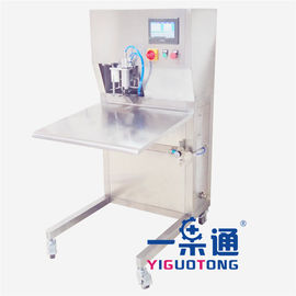 Aseptic Bag In Box BIB Filling Machine For 2L Aseptic Packaging Machines